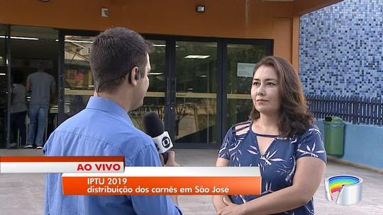 Prefeitura de São José dos Campos inicia distribuição dos 243,8 mil carnês do IPTU