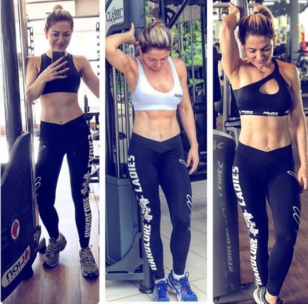 Karina Lucco (Foto: Reprodução / Instagram)