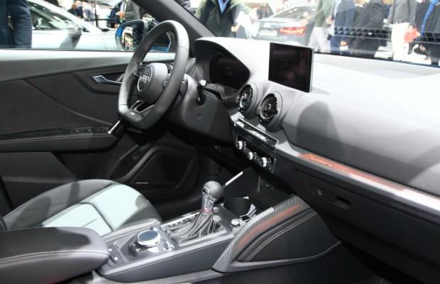 Audi SQ2 é revelado em Paris (Foto: Divulgação)