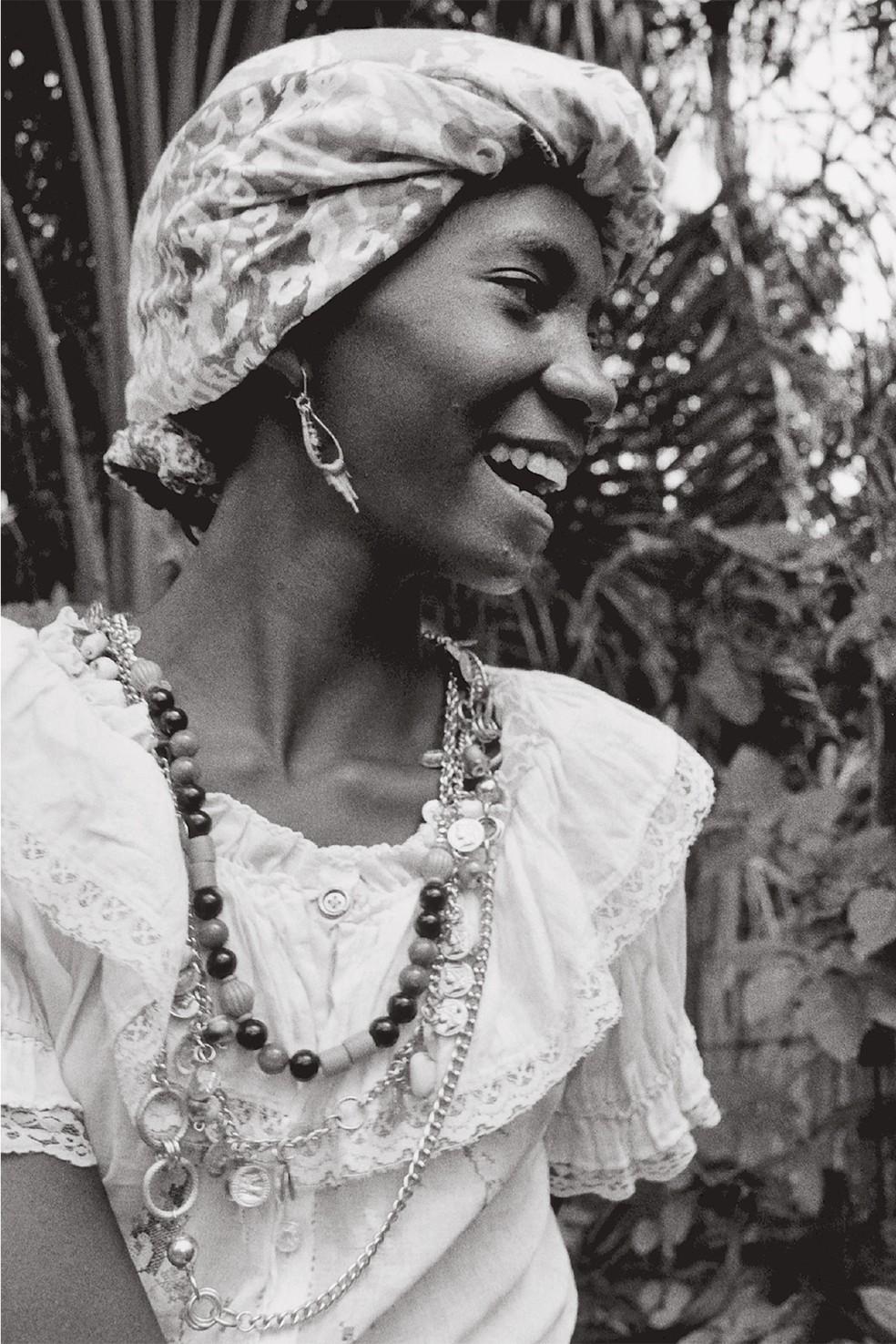 Cotidiano e resistência negra da Reserva Extrativista do Quilombo de Frechal foi captada pela fotógrafa belga Christine Leidgens. (Foto: Christine Leidgens/Arquivo Pessoal)