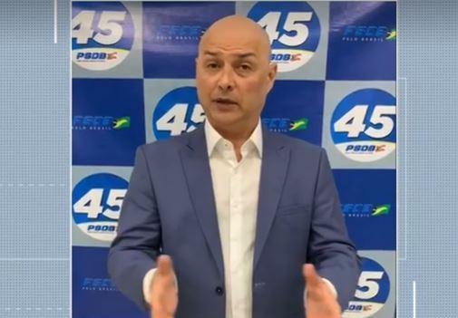 PSDB oficializa candidatura de Marcio Sander à Prefeitura de Chapecó