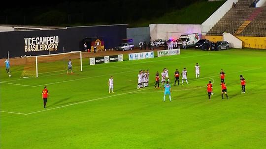 Joia do Globo FC vira artilheiro da Série C e chama atenção de clubes da Série A