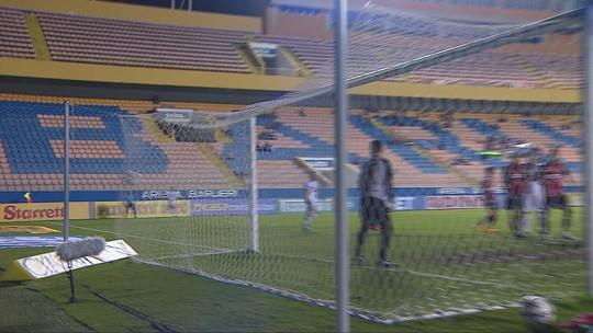 """Perto de sair do Z-4, Tigre permite empate duas vezes e vê chance escapar: """"Gols bobos"""""""