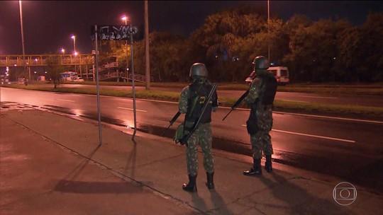 Forças de segurança realizam operação na Cidade de Deus e em outras regiões do RJ