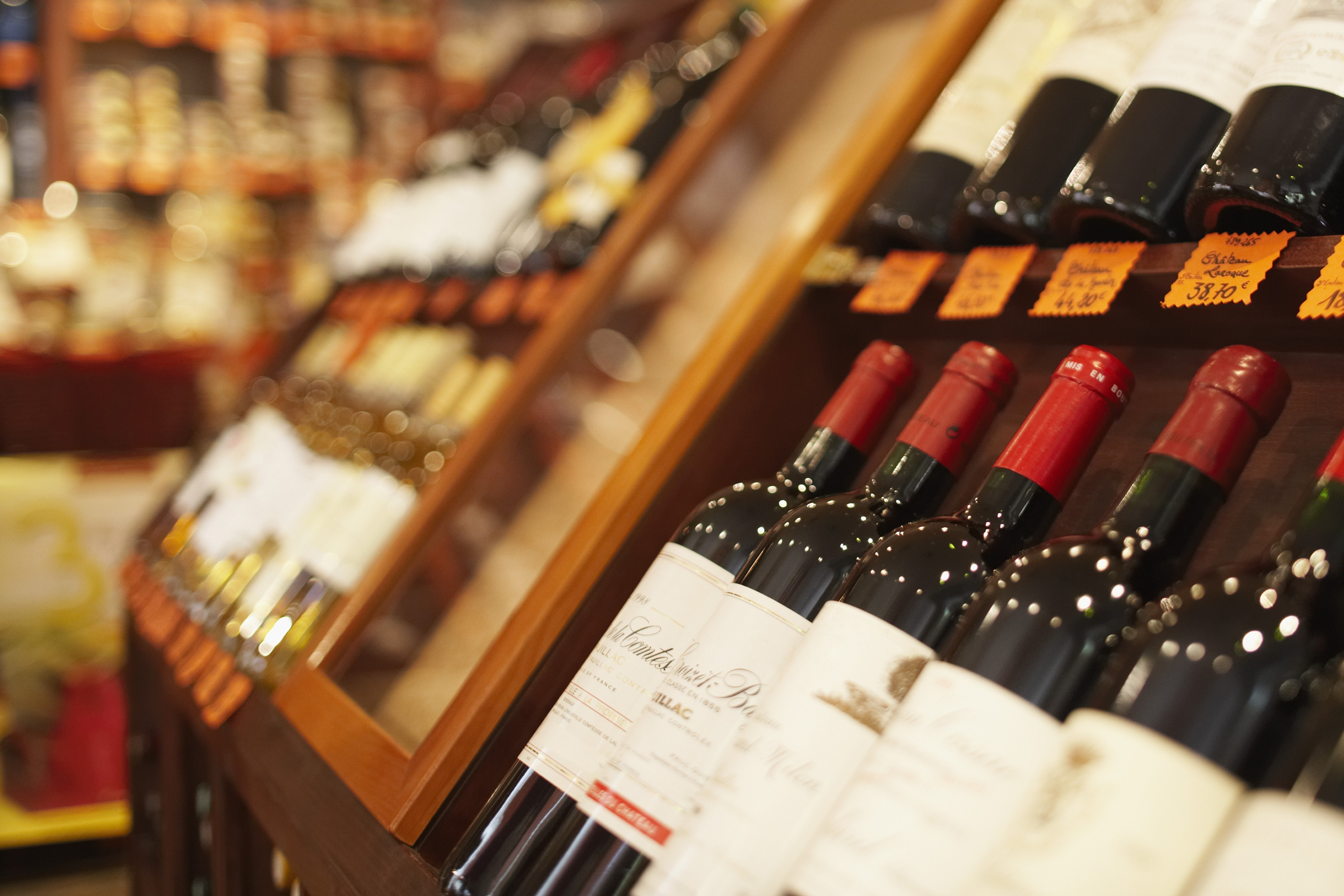 Vinhos em tempo de alta do dólar (Foto: Thinkstock)