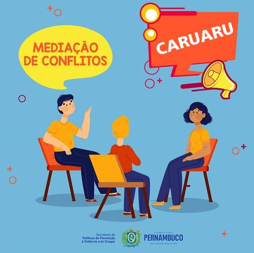 Núcleo de Mediação de Conflitos da Estação do Governo Presente Caruaru volta a funcionar