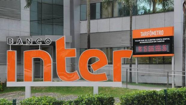 Fachada do Banco Inter (Foto: Divulgação)