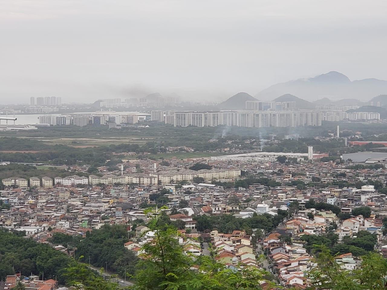 Chuva no Rio deve se prolongar até o meio da próxima semana, diz previsão