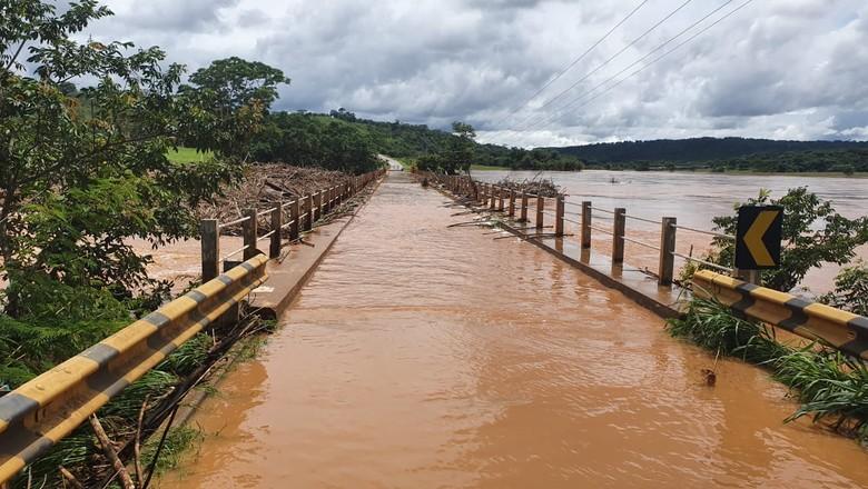 Rio Minas (Foto: Divulgação/Emater)