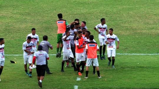 Sub-17: River-PI vence, fica vivo e tem confronto direto contra São Paulo-PI por vaga nas quartas