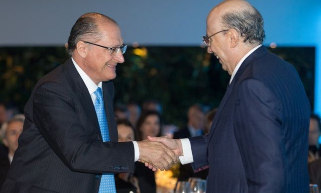 PSDB fecha acordo e Alckmin será novo presidente nacional do partido