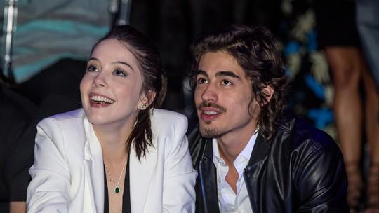 Bia Arantes relembra primeiro 'te amo' com Vinícius Redd após um mês de namoro