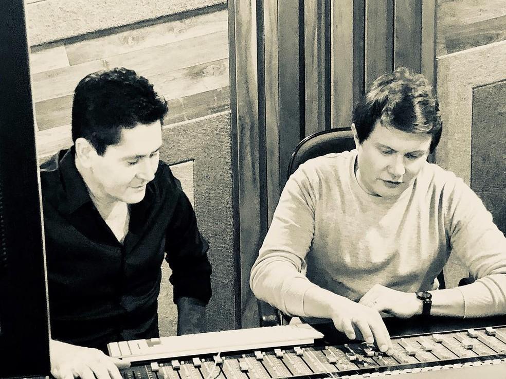 Gian e Giovani retomam parceria musical (Foto: Reprodução/Instagram)