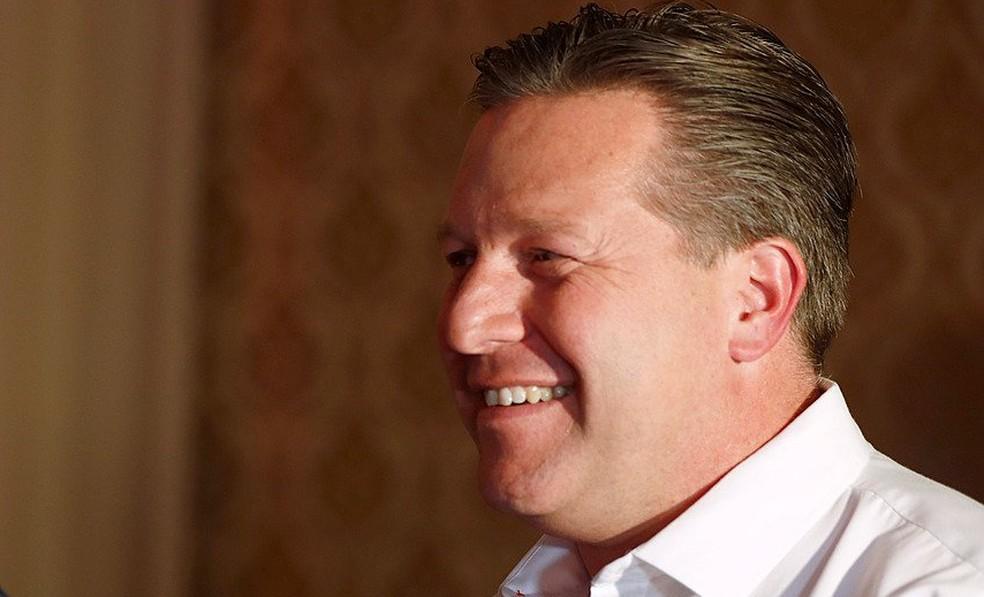 Zak Brown é o chefe da McLaren (Foto: Reprodução)