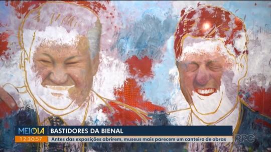 14ª Bienal de Curitiba reúne obras de cerca de 400 artistas durante pouco mais de cinco meses