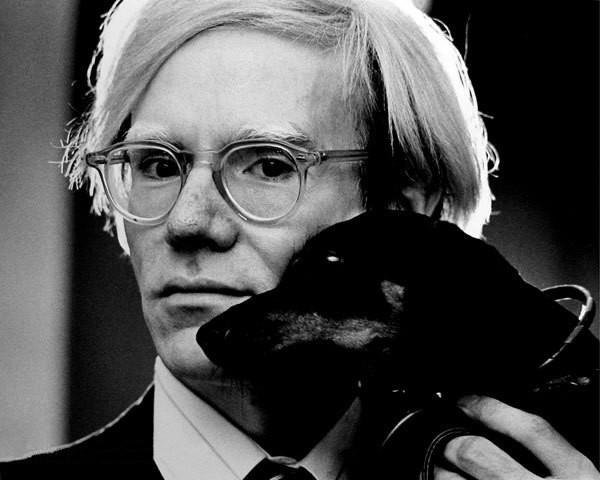 O artista Andy Warhol (Foto: Wikimedia Commons )