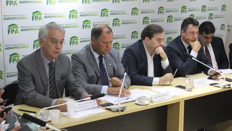 reuniao-fpa (Foto: Divulgação/FPA)