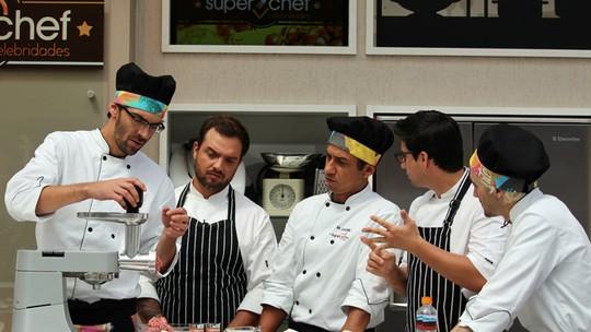 Elenco do 'Super Chef' tem workshop de embutidos. Anote as receitas!