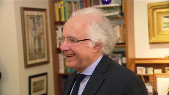 Jurista Joaquim Falcão é o novo imortal da Academia Brasileira de Letras