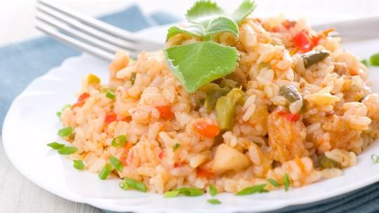 2 em 1: receitas fáceis de risoto para o jantar