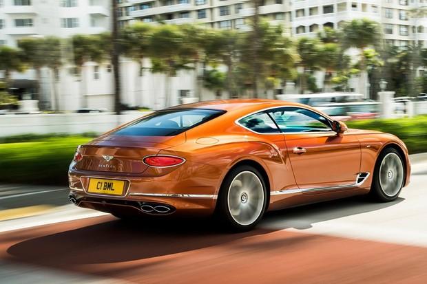 Bentley Continenal GT 2020 (Foto: Divulgação)