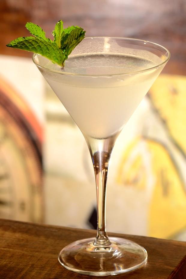 O Stoli Fresh Vanilla Martini  (Foto: Divulgação)