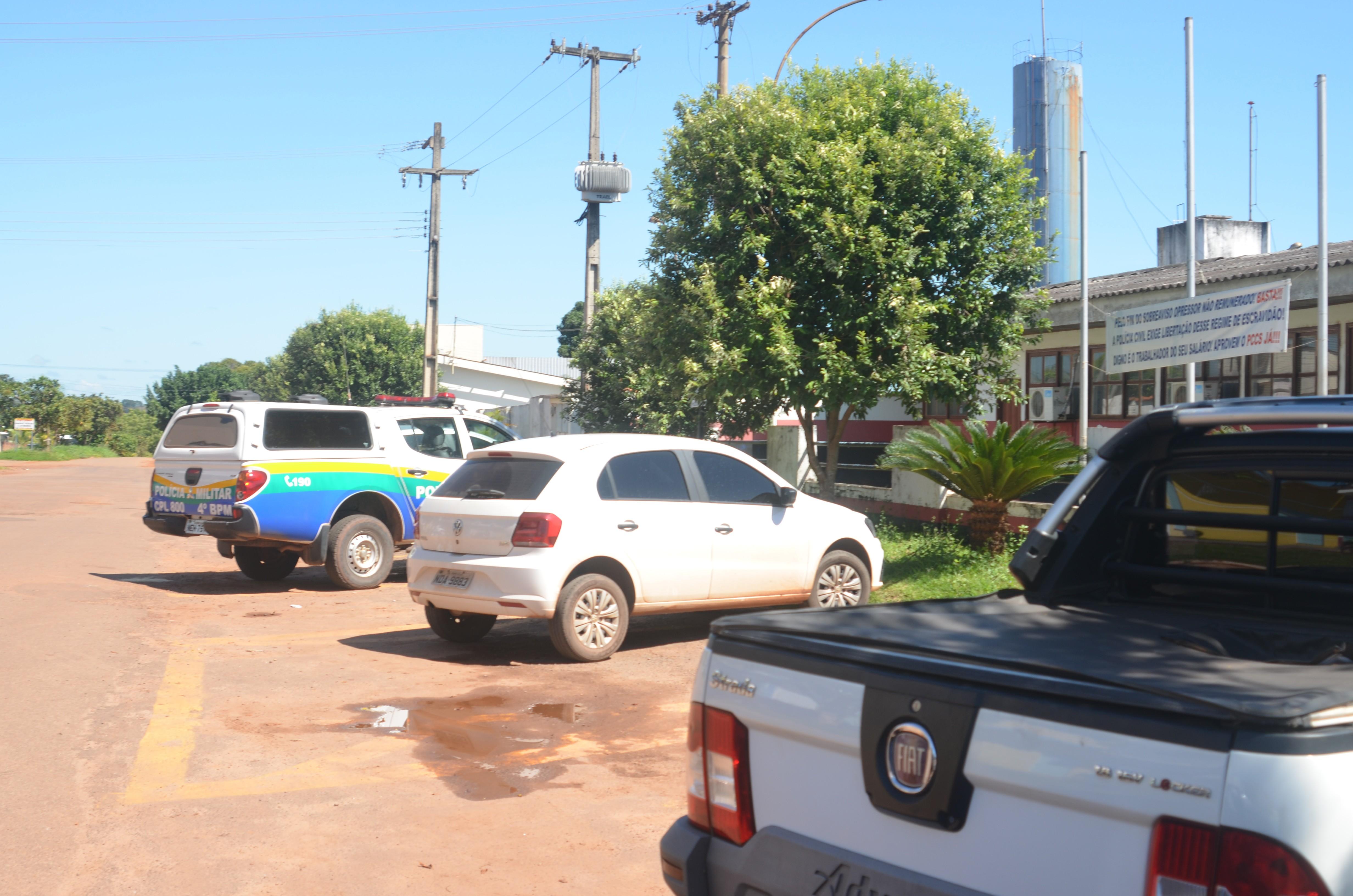 Jovem que fugiu sem socorrer vítima de acidente fatal é localizado pela polícia em Cacoal, RO