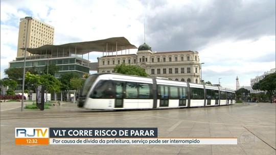 VLT corre risco de parar de funcionar por conta de dívidas da prefeitura