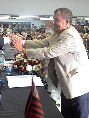 Crise no novo Fla: José Carlos Dias sai após racha com diretor