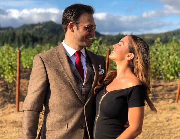 Christy Ane espera primeiro filho (Foto: Instagram/Reprodução)