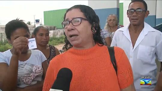 Pacientes enfrentam filas para marcar consultas em Paço do Lumiar