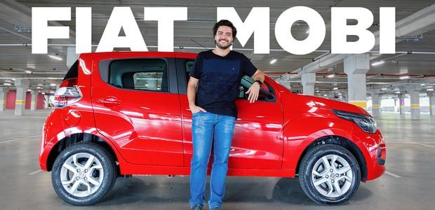 Fiat Mobi (Foto: Autoesporte)