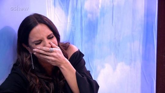 Ivete Sangalo chora ao ver apartamento da infância no 'Visitando o Passado'