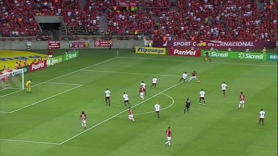 Pottker e Patrick superam críticas e dão volta por cima com gols em vitória do Inter