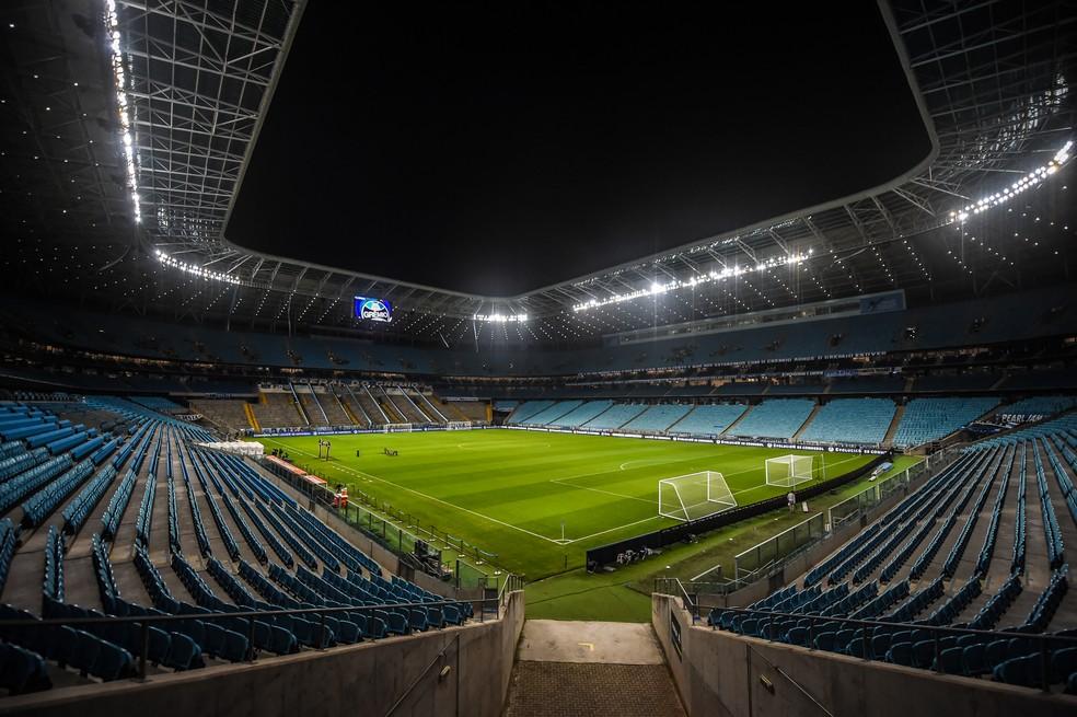 Grêmio trata compra da Arena como encaminhada — Foto: Vinicius Costa/BP Filmes
