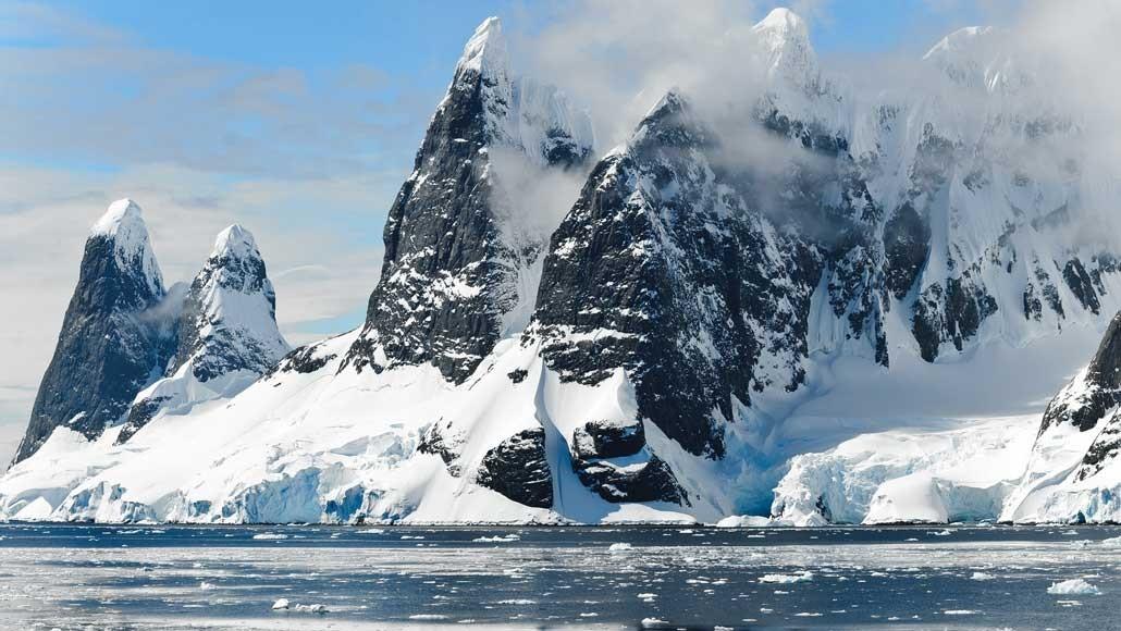 Glaciologistas criaram um mapa atualizado para rastrear derretimento do gelo na Antártida (Foto: Wikipedia Commons)