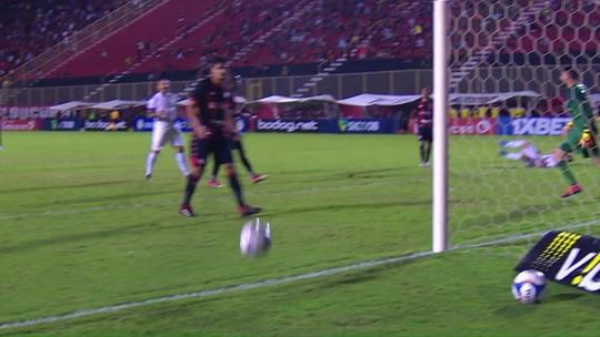 Veja os gols e melhores momentos de Vitória 2 x 0 Paraná pela 15ª rodada da Série B