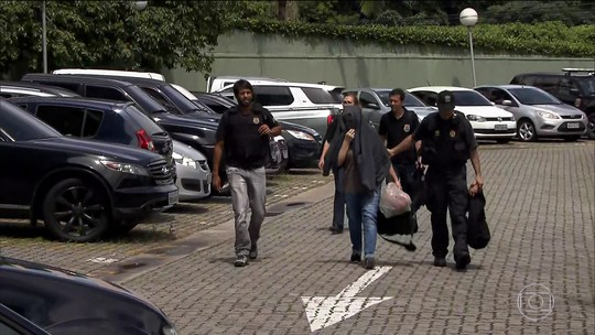 PF prende quadrilha de tráfico internacional de drogas que era comandada do Brasil