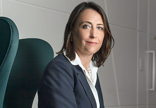 Cristina Palmak, da SAP (Foto: Rogerio Albuquerque)