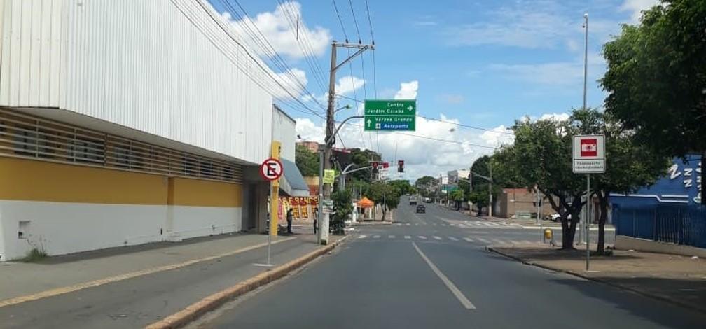 Moradores adotaram as recomendações do município para ficar em casa — Foto: Meire Moraes/Arquivo pessoal