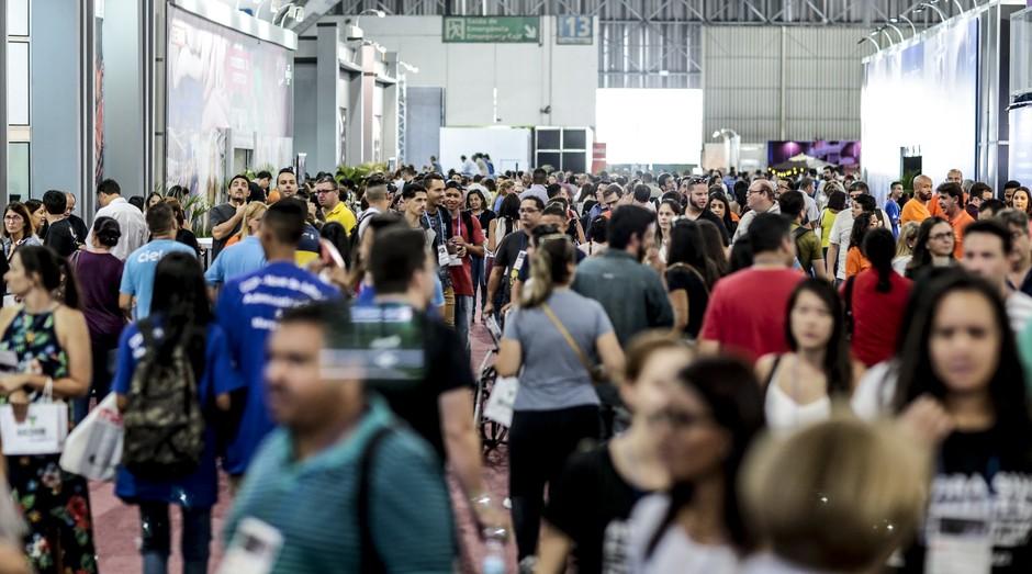 Feira do Empreendedor 2018 (Foto: Leandro Martins / Ricardo Yoithi Matsukawa - ME)