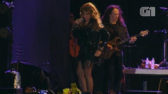Elba Ramalho canta Ai Que Saudade D'Ocê no FIB 2019