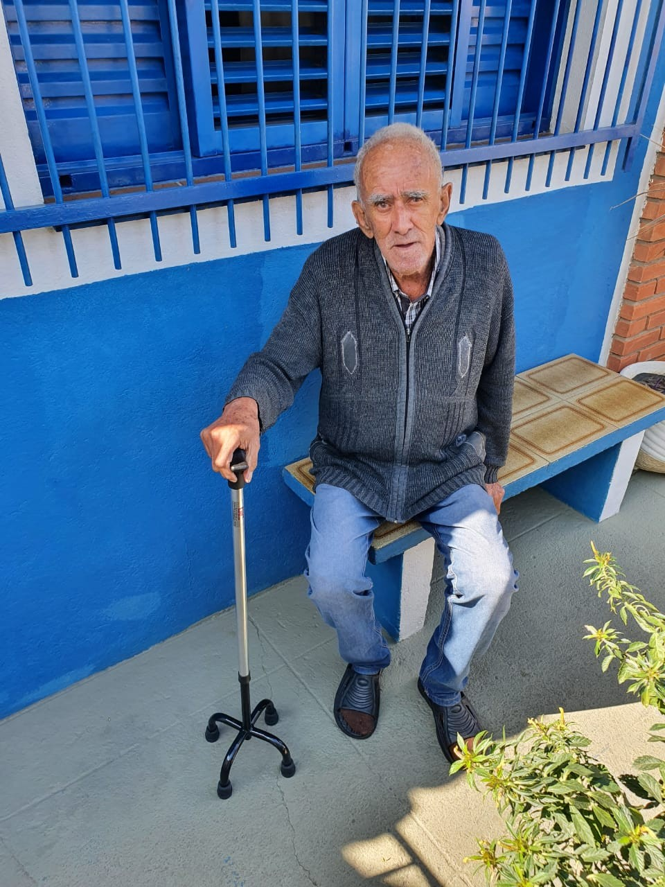 Idoso de 81 anos com Alzheimer que estava desaparecido é encontrado morto em Jundiaí