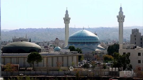 Em Amã, 97% da população é muçulmana