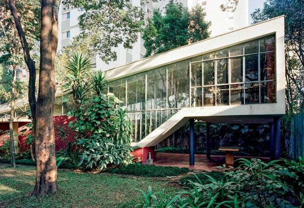 Casa onde viveu Vilanova Artigas abre as portas como centro cultural em SP