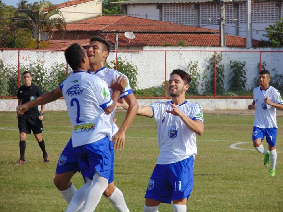 Mossoró EC estava bem na competição, mas usou jogador irregular (Foto: Marcelo Diaz/Mossoró EC)
