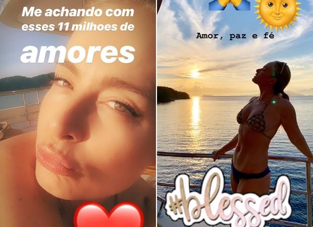 Angélica (Foto: Reprodução / Instagram)