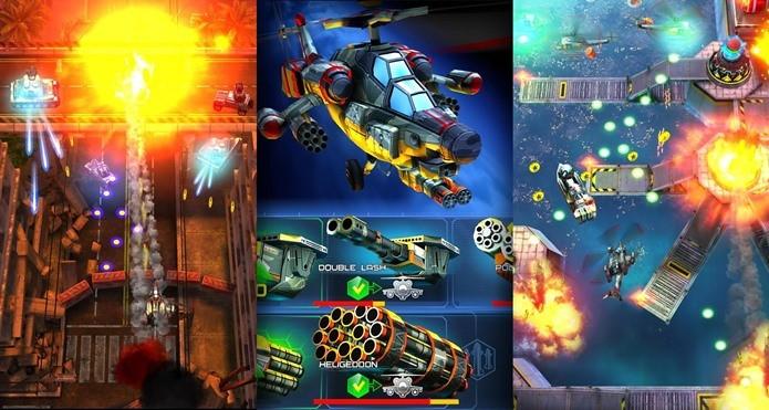 Jogo com helicópteros tem gráficos incríveis e jogabilidade viciante (Foto: Divulgação)