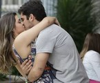 André (Bruno Gissoni) e Bárbara (Polliana Aleixo) | Divulgação/TV Globo