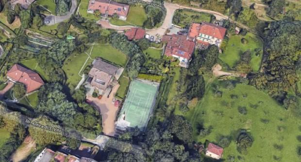 Casa de Cristiano Ronaldo em Turim (Foto: Divulgação)